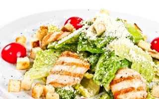 Легкие рецепты вкусных низкокалорийных салатов для похудения
