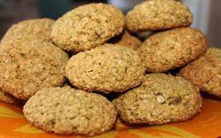 Калорийность овсяного печенья: полезные свойства и рецепты