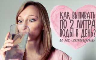 Диета на воде для быстрого и эффективного сброса лишнего веса