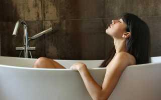 Как ванна с содой и солью способствует запуску процесса похудения