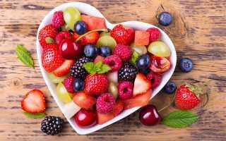 Фруктовая диета: рекомендации, состаление рациона