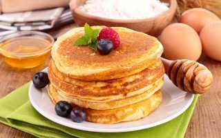 Калорийность блинов: полезные свойства при похудении