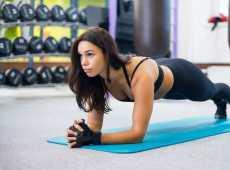 Планка для похудения: правила выполнения упражнения, опасность