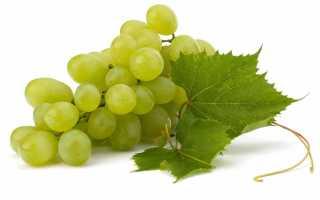 Эффект похудения и очищения организма от виноградной диеты