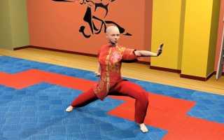 Основы китайкой гимнастики Тай чи: видео-уроки для начинающих