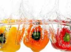 Состав и калорийность красного и зеленого болгарского перца