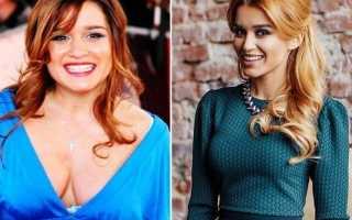 Диета Ксении Бородиной: как знаменитость похудела за пару недель