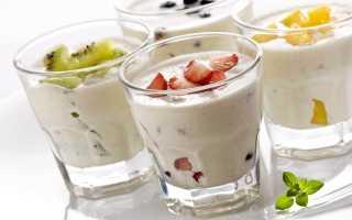 Йогуртовая диета: ее разновидности для снижения веса