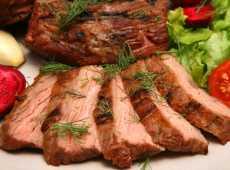 Диетические блюда из говядины: особенности приготовления