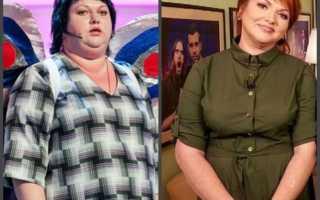 Секрет поразительного похудения Ольги Картунковой