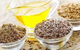 Льняное масло для похудения: использование, полезные свойства