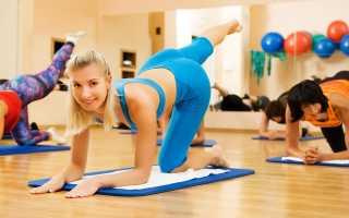 Шейпинг: комплекс упражнений и рациональное питание