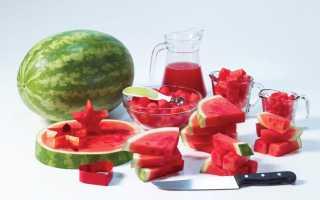 Арбузная диета: быстрый и эффективный способ сбросить вес