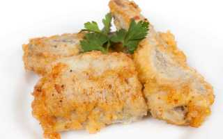 Рыба минтай: калорийность, полезные свойства, употребление