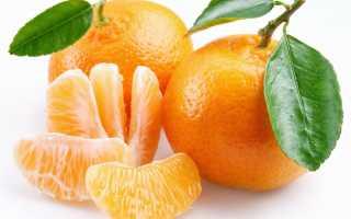 Мандариновая диета: эффективное меню для сброса лишнего веса