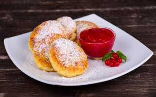 Диетические сырники: вкусные и низкокалорийные рецепты