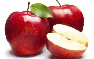 Сколько калорий в яблоках: использование продукта для похудения