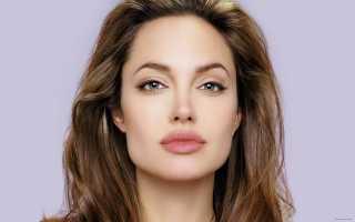 Почему и при помощи каких способов Анджелина Джоли похудела