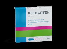 Помогает ли препарат Ксеналтен в борьбе с лишним весом
