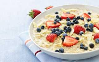 Овсяная диета: преимущества, правила использования, результаты