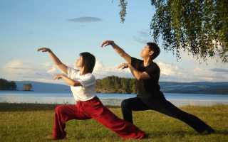 Цигун – методика для оздоровления организма и расслабления