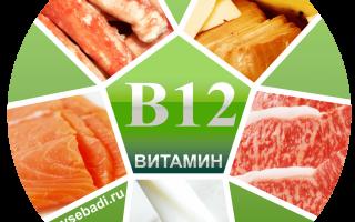 Методы похудения с использованием витамина В12