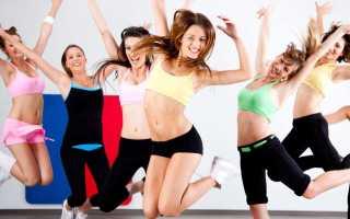 Аэробика для похудения: правила тренировок, польза для организма