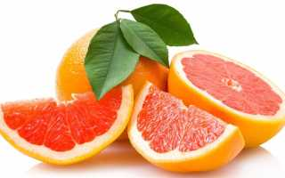 Грейпфрут для похудения: полезные свойства, использование в диете