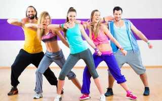 Видео уроки для начинающих по направлению Зумба фитнес