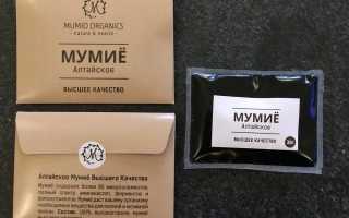Мумие — польза и вред, инструкция и воздействие на организм