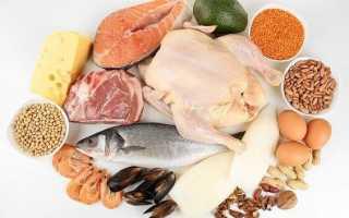 Суточные нормы белков, жиров и углеводов в рационе человека