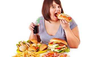 Пищевая зависимость: как с этим бороться