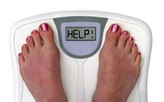 Эффективная диета на 1 месяц: борьба с 8-10 кг за 4 недели