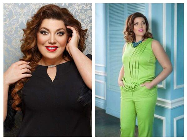 екатерина скулкина похудела фото до и после