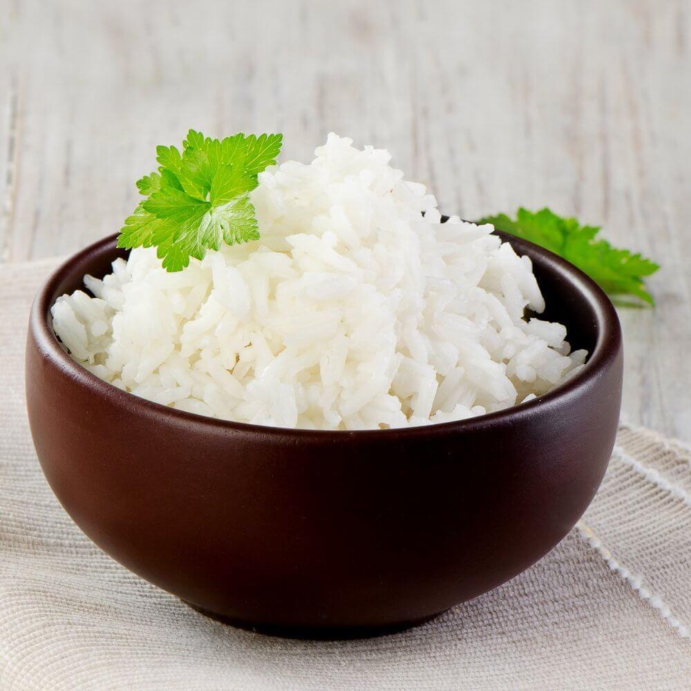 Вареный рис