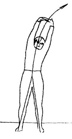 Упражнение Дерево на ветру Белояр