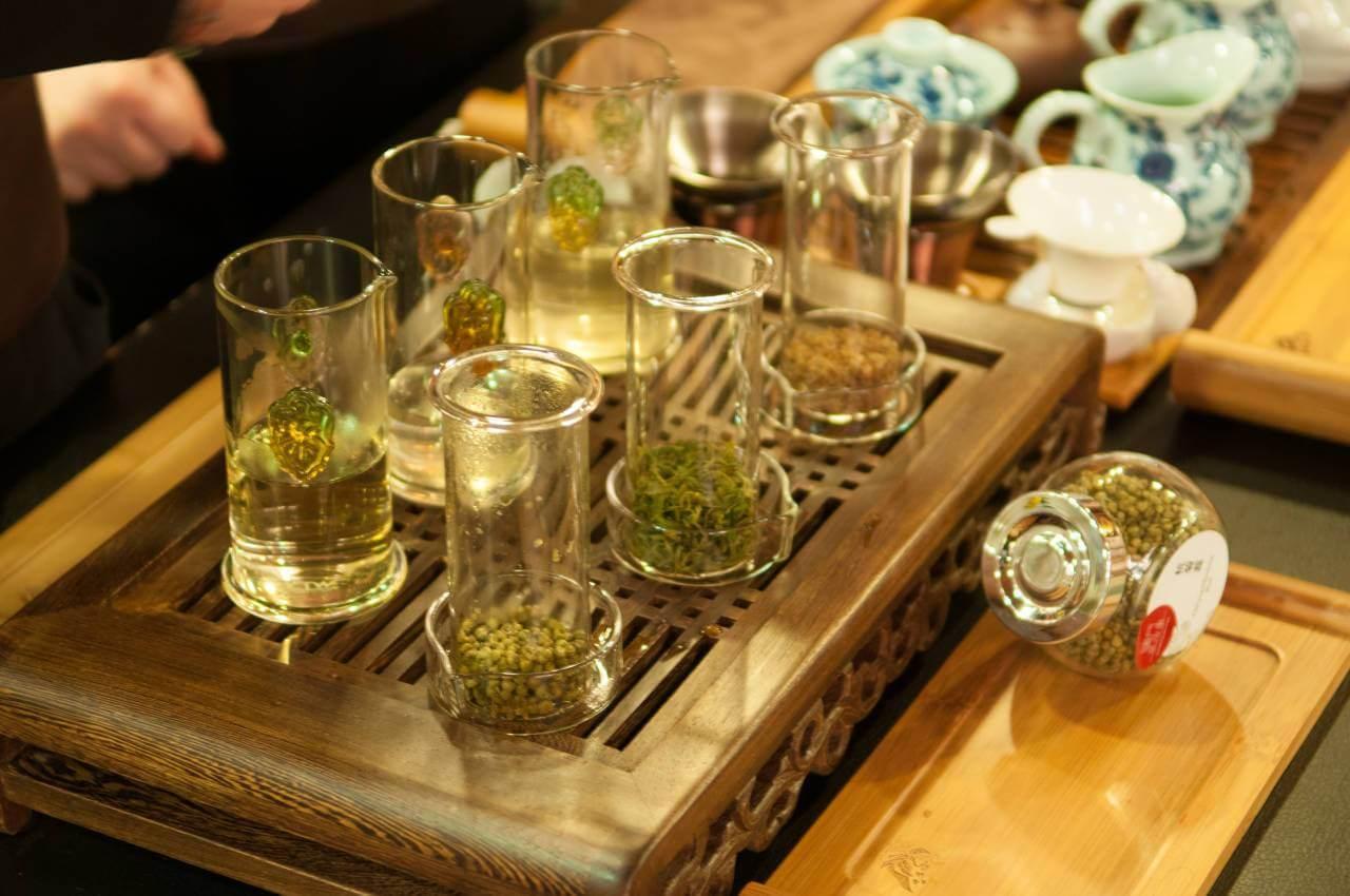 бедуинский чай