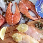 Протеин, рыба